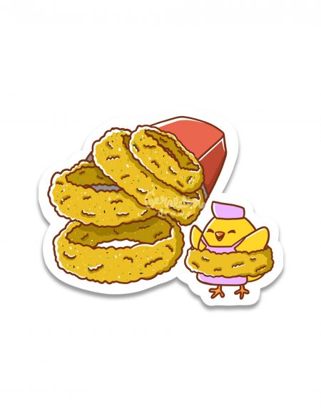 Onion Rings Sticker 1