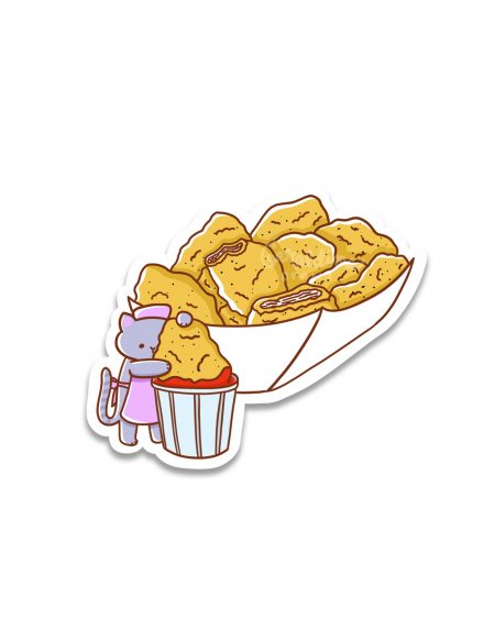 Nuggets Sticker 1