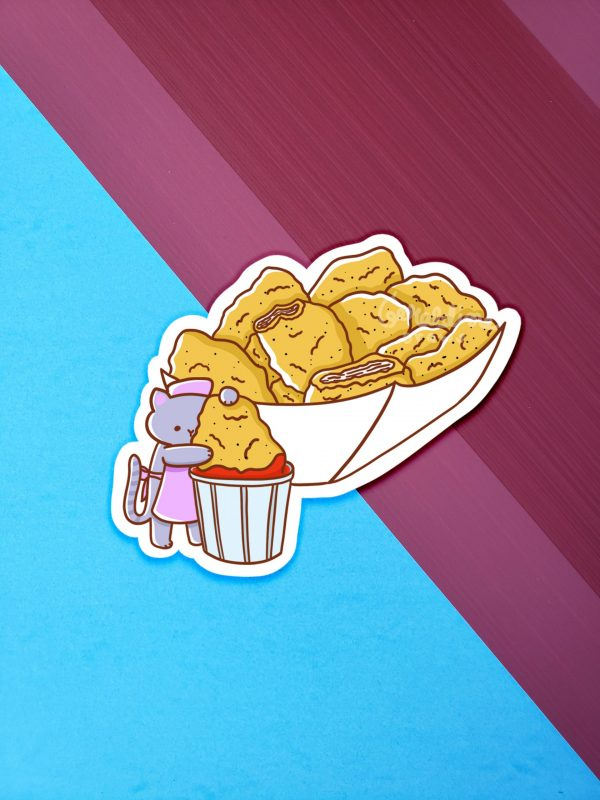 Nuggets Sticker 2