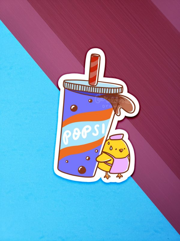 Popsi Soda Sticker Image 2