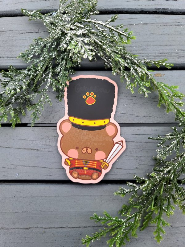 teddy nutcracker